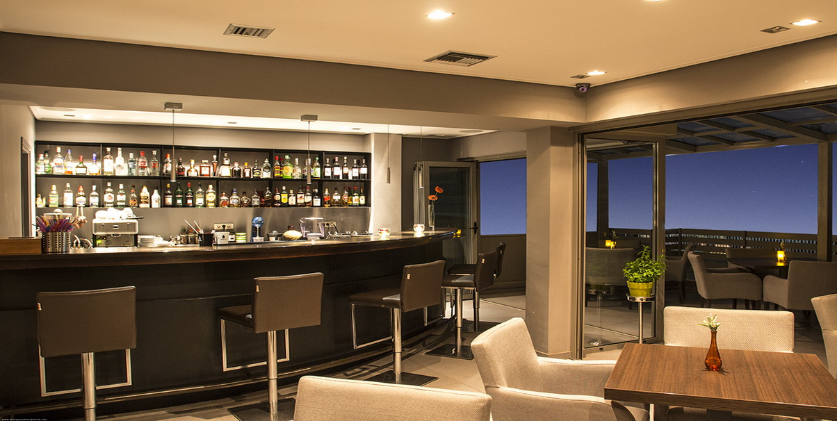 Athens Way Hotel Bar